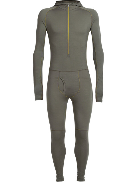 """Icebreaker M's Zone One Sheep Suit Kona/Kona/Sulfur"""